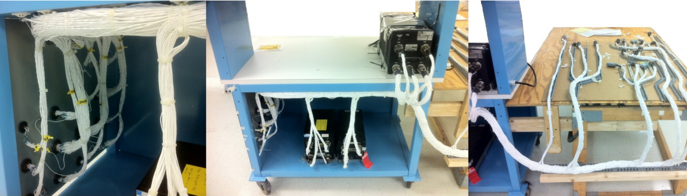 Custom Cable Assemblies Production Tables : Custom cable assembly molded cables boston ma